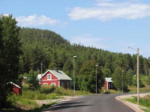 Tornedalen gamla Ruskolavägen