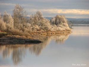 Ishinna på Torneälv