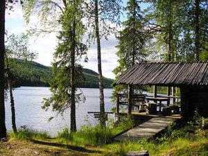 Tornedalen Naarajärvi