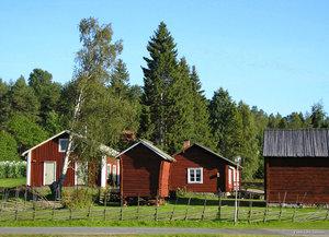 Övertorneå Aunesgården