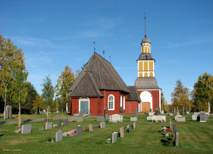 Hietaniemi kyrka