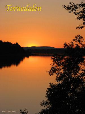 Nattfoto Torneälv