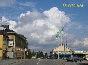 Övertorneå Tornedalen