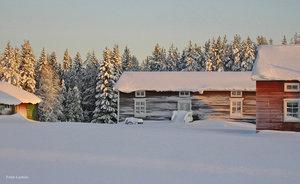 Ödetorp Tornedalen Bäckesta